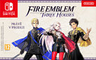 Fire Emblem: Three Houses + sběratelská mince