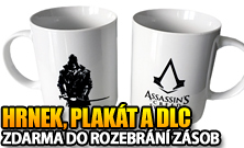 Assassins Creed Syndicate hrnek