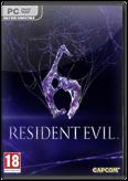 Resident Evil 6 + originální tričko Capcom