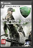 Splinter Cell: Blacklist + STEELBOOK