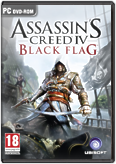 Assassin's Creed IV: Black Flag CZ + STEELBOOK a plakát