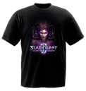Tričko (velikost L) s motivem StarCraft 2: Heart of the Swarm