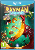 Hra pro Wii Rayman Legends