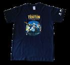 Tričko (velikost M) s motivem Tintin