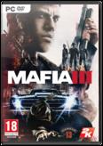 Mafia III + DLC, klíčenka a propiska