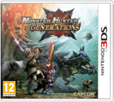 Monster Hunter Generations + plakát