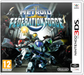 Metroid Prime: Federation Force + plakát
