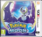 Pokémon Moon + plakát