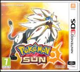 Pokémon Sun + plakát