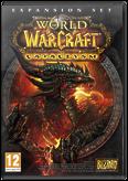 World of Warcraft: Cataclysm - sběratelský přebal