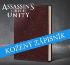 Assassin's Creed: Unity - Leather Notebook
