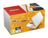 New Nintendo 2DS XL - bílo-oranžová