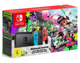 Herní konzole Nintendo Switch s Joy-Con - modro-červená + Splatoon 2 bundle