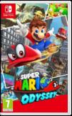 Super Mario Odyssey + plakát