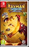 Rayman Legends: Definitive Edition + Winx Club: Párty zdarma