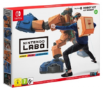 Nintendo Labo Robot Kit + zápisník a klíčenka
