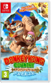 Donkey Kong Country: Tropical Freeze + samolepky