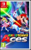Mario Tennis Aces + klíčenka a potítko