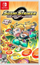 Sushi Striker: The Way of Sushido + klíčenka