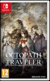 Octopath Traveler + sběratelské kartičky a samolepky