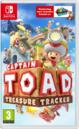 Captain Toad: Treasure Tracker + odznaky a samolepky