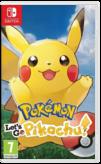 Pokémon: Let's Go, Pikachu! + klíčenka, utěrka a samolepky