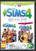 The Sims 4 - Bundle Základní hra + Cesta ke slávě