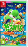 Yoshi's Crafted World + samolepky