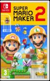 Super Mario Maker 2 + klíčenka