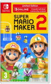 Super Mario Maker 2 Limited Edition + stylus