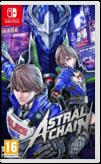 Astral Chain + odznak a plakát