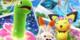New Pokémon Snap + samolepky, plakát a fotorámeček